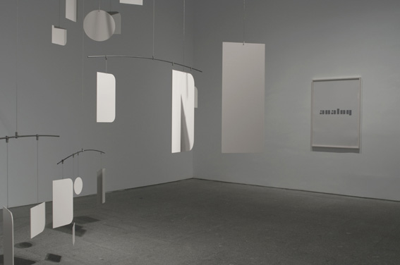 "Dorit Margreiter, ""zentrum (barbara), 2011, Installationsansicht / installation view"