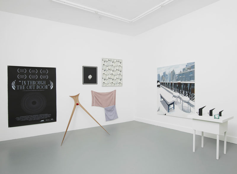"""Notes on Neo-Camp"", Studio Voltaire, London, 2013, exhibition view"