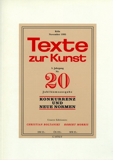 Cover Nr. 20