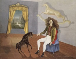 "Leonora Carrington, ""The Inn of the Dawn Horse (Self-Portrait)"", 1936/37"