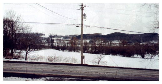 "Sharon Lockhart, ""View from Hollis Frampton's House in Eaton New York"" (2001)"