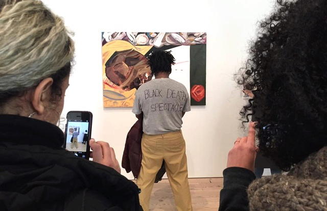 Study Abroad Essays George Baker On Painting Critique And Empathy In The Emmett Till   Whitney Biennial Debate Essay On Sachin Tendulkar also Isb Essays Sample George Baker On Painting Critique And Empathy In The Emmett Till  Cheat Essay