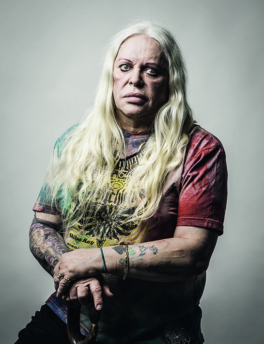 Genesis Breyer P-Orridge, 2016