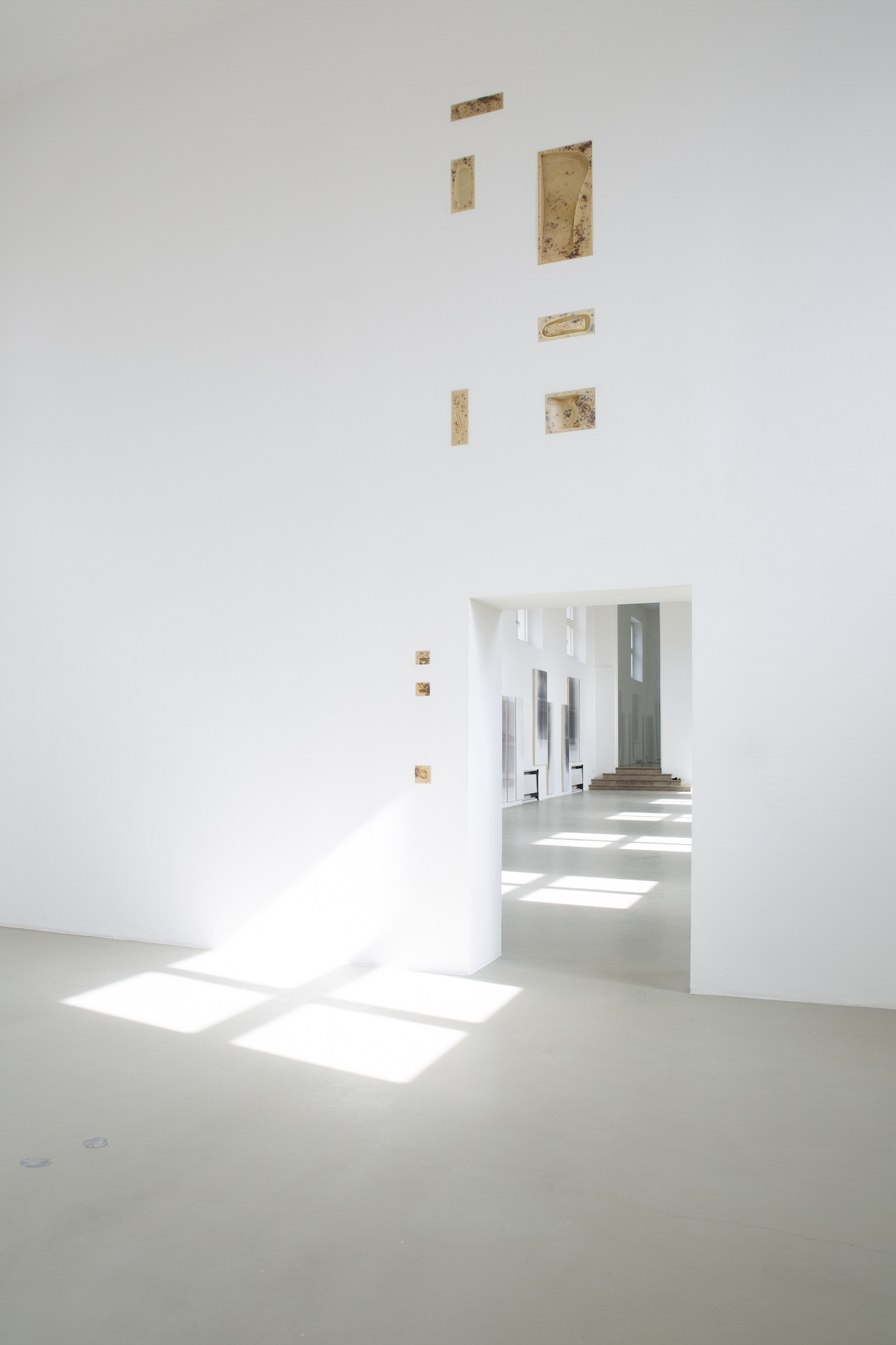 """Patricia L. Boyd: Hold,"" Kunstverein München, March 9–May 9, 2021, installation view"