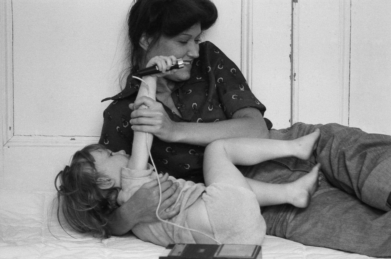 Mary Kelly and Son, Recording Session, 1975