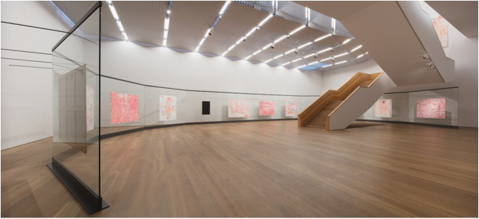 "Jutta Koether ""Tour de Madame"", installation view"