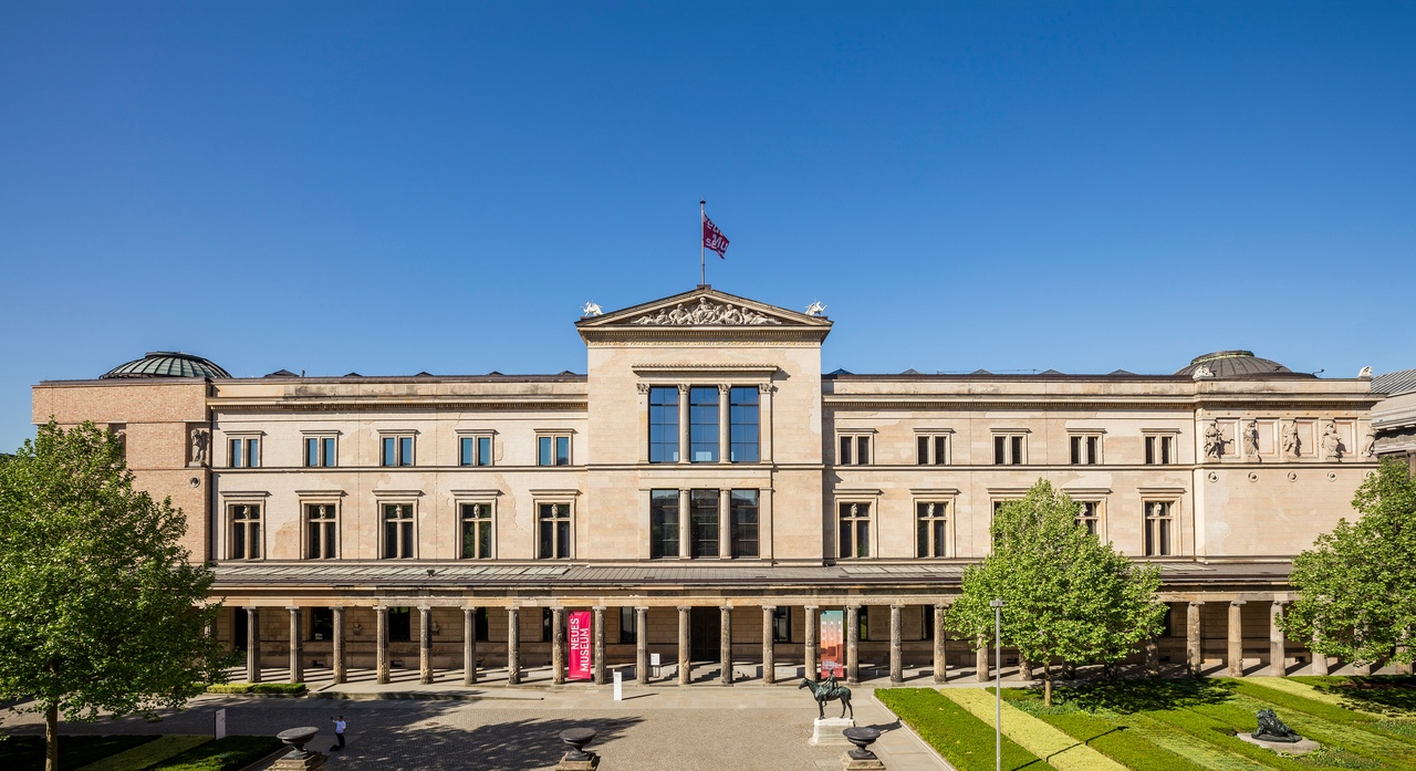 Neues Museum, Museuminsel Berlin